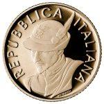 Moneta Alpini commemorativa Associazione nazionale alpini