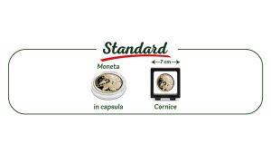 Moneta Alpini Cofanetto Standard